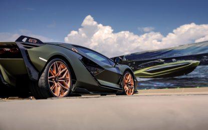 """Consegnato il primo motoryacht """"Tecnomar for Lamborghini 63"""""""