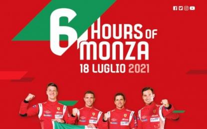 Monza pronta per ospitare il FIA WEC
