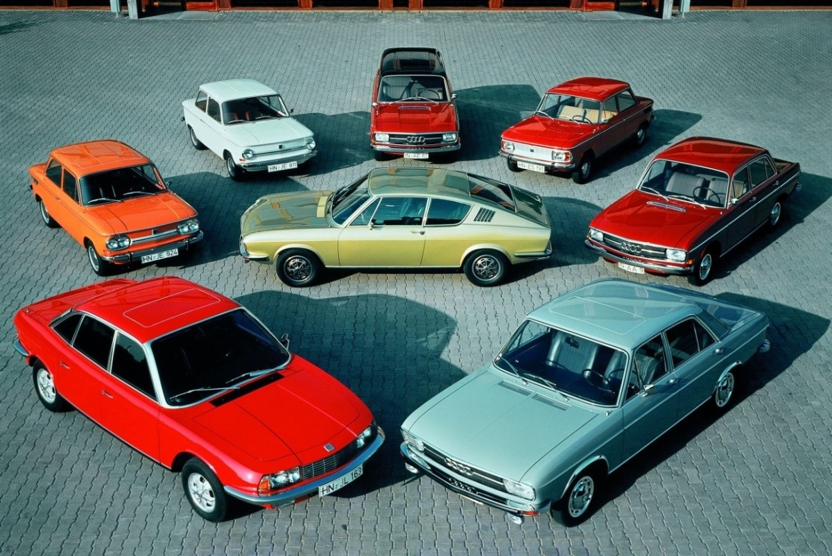 """Audi festeggia 50 anni """"All'avanguardia della tecnica"""""""