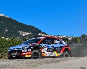 Rally di Roma Capitale: doppia sfida per Hyundai Rally Team Italia
