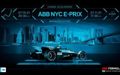 Formula E: gli orari del weekend dell'ePrix di New York