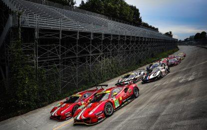 Monza riapre ai tifosi: prova generale per il GP