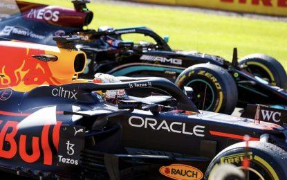 GP Gran Bretagna 2021: la griglia di partenza ufficiale