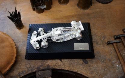 Formula 1 e Asprey celebrano la nuova era dello sport