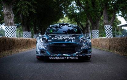 Ford e M-Sport svelano la Puma Rally1
