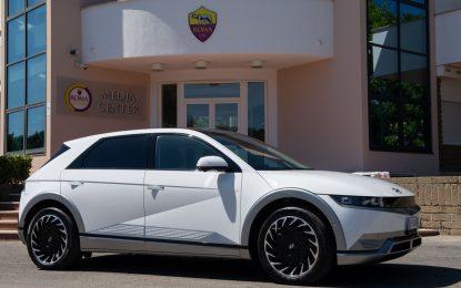 Hyundai rinnova la partnership con l'AS Roma