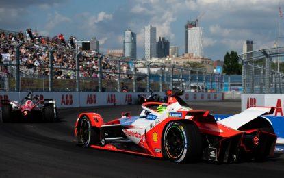Formula E: ancora punti per Mahindra a New York