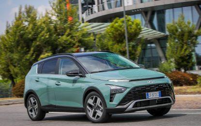 Nuova Hyundai BAYON: offerta lancio speciale