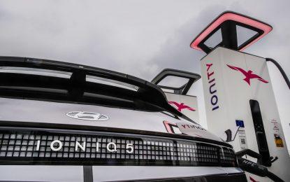 Hyundai: nuovi pacchetti IONITY per i propri clienti