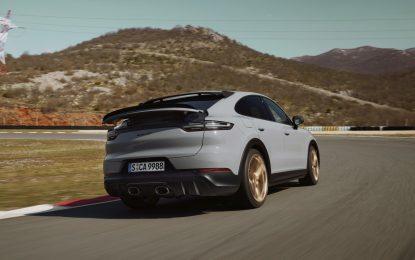 Cayenne Turbo GT: nuovo capitolo della sportività Porsche