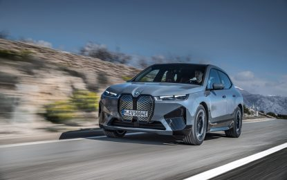BMW Group: forte incremento vendite nel primo semestre