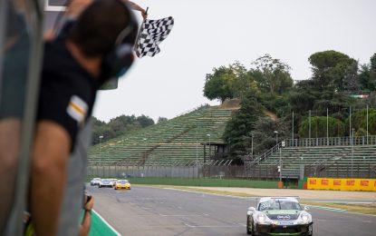 Porsche Carrera Cup Italia: vittoria di Amati in gara 1 a Imola