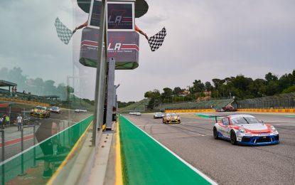 Porsche Carrera Cup Italia: Caglioni vince gara 2 a Imola