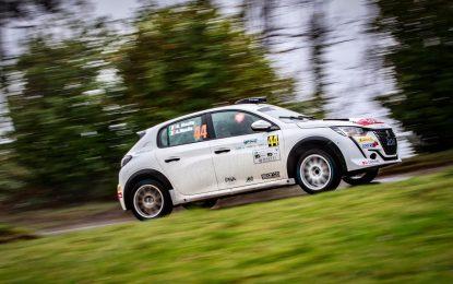 Peugeot e i Nucita pronti per il 9° Rally di Roma