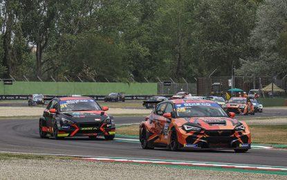 A Imola un ACI Racing Weekend infuocato