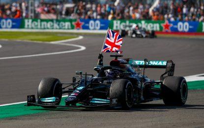 Gran Bretagna: gran gara di Hamilton e Leclerc. Ma resta tanta amarezza…