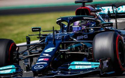 Ottava pole di Hamilton in Ungheria davanti a Bottas e Verstappen