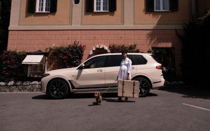 Una BMW X7 pet friendly esclusiva