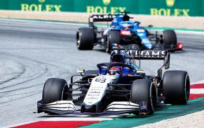 """Alonso: """"In Mercedes Russell lotterà per podii e vittorie"""""""