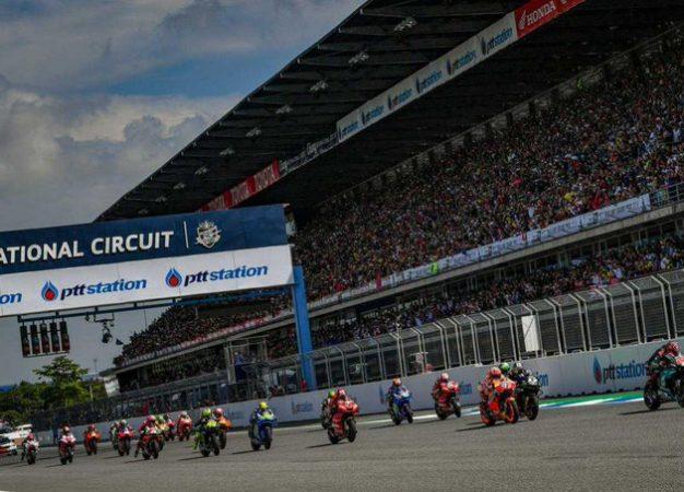 MotoGP: cancellato il GP di Thailandia