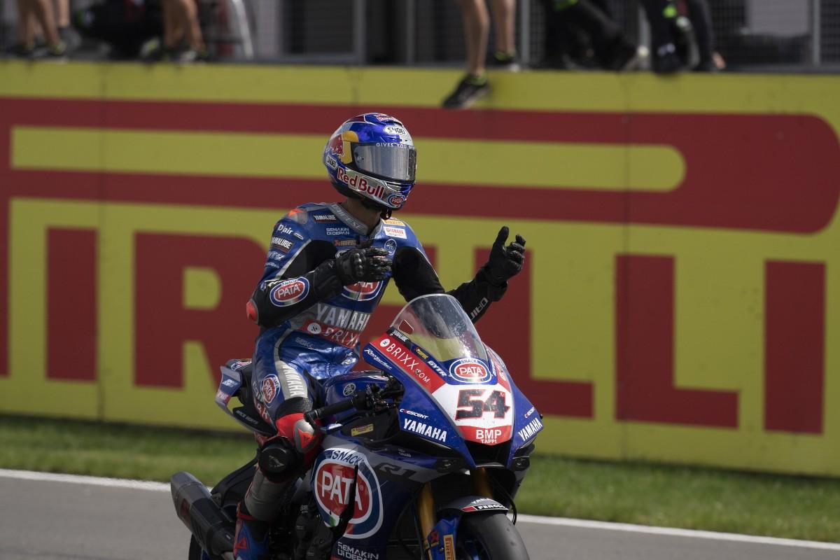 Superbike: in Gara 1 a Donington vince Razgatlioglu