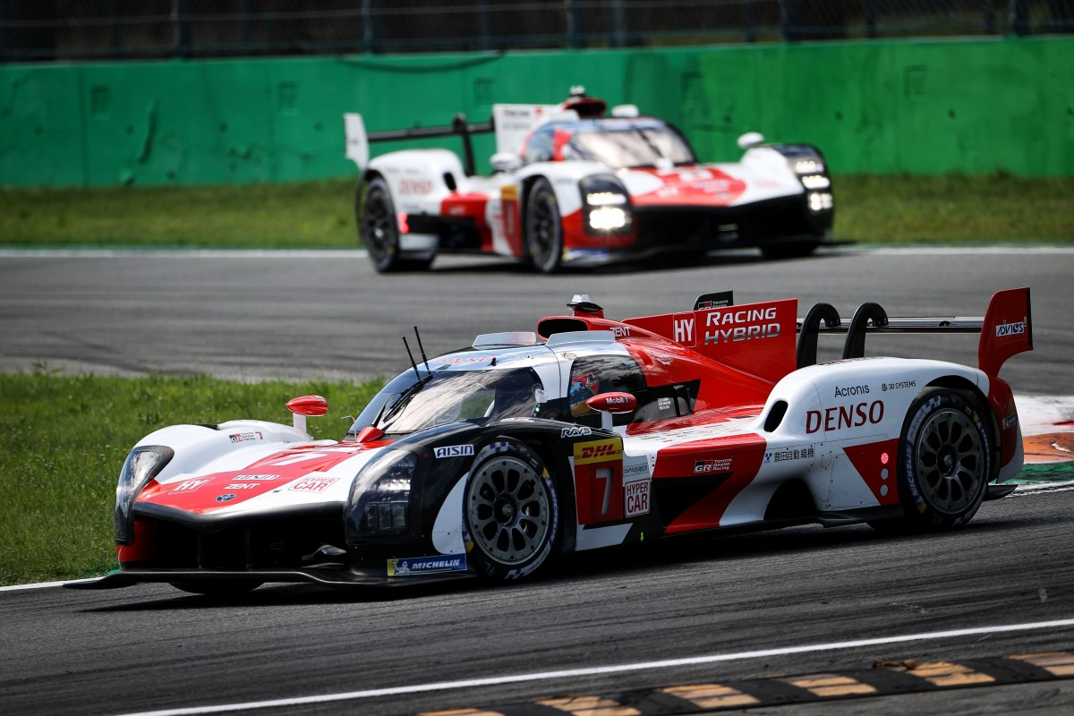 WEC: TOYOTA GAZOO Racing vince a Monza e allunga in campionato