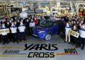 Toyota avvia la produzione di Yaris Cross