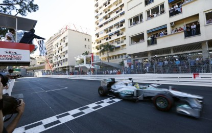 Da oggi via al GP di Monaco