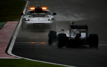 La FIA chiede informazioni ai team sull'incidente di Bianchi